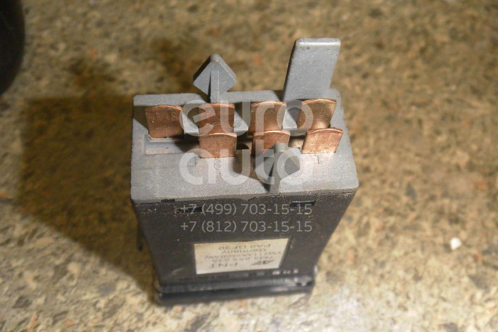 Кнопка аварийной сигнализации для VW,Seat Sharan 2000-2004;Sharan 2004-2010;Alhambra 2000-2010 - Фото №1