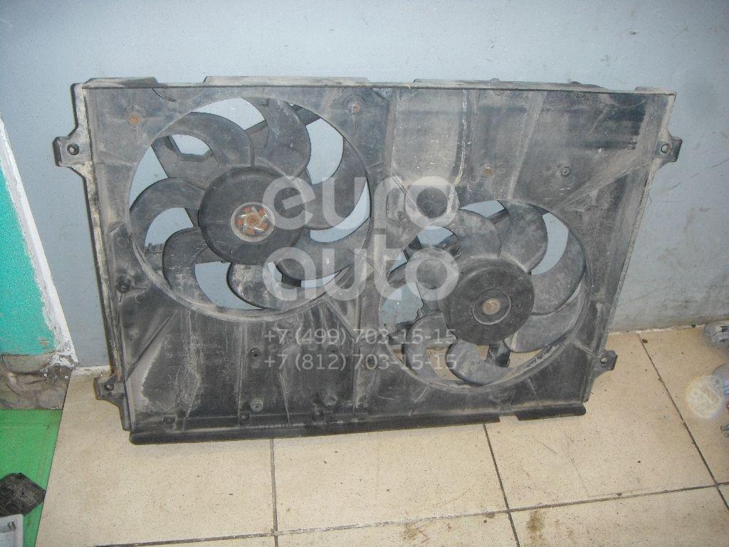 Вентилятор радиатора для VW Sharan 1995-1999 - Фото №1