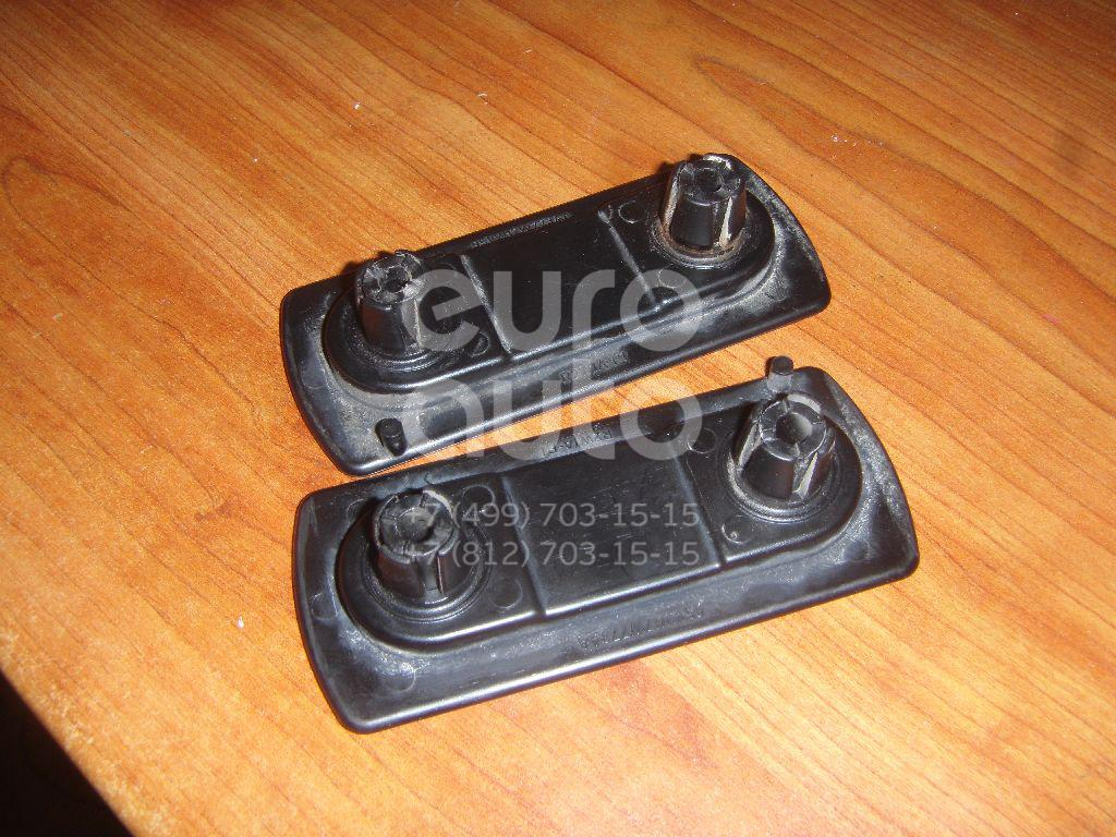 Направляющая заднего бампера для VW Sharan 1995-1999 - Фото №1