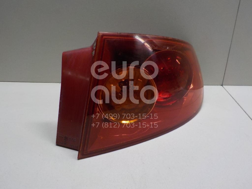 Фонарь задний наружный правый для Mazda Mazda 3 (BK) 2002-2009 - Фото №1