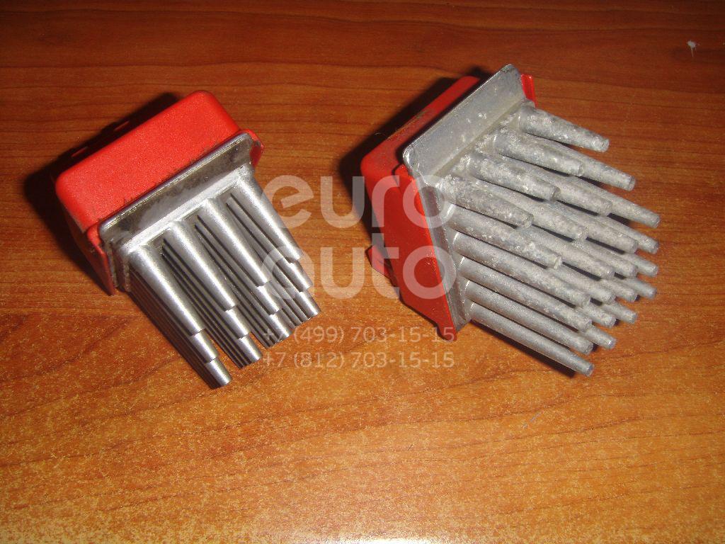 Резистор отопителя для VW,Audi,Skoda Sharan 1995-1999;A3 (8L1) 1996-2003;A4 [B5] 1994-2000;TT(8N3) 1998-2006;Octavia (A4 1U-) 2000-2011;Octavia 1997-2000;Golf IV/Bora 1997-2005;Passat [B3] 1988-1993;Passat [B4] 1994-1996 - Фото №1