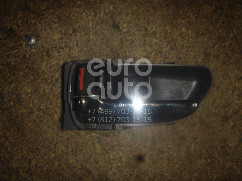 Ручка двери внутренняя левая для Subaru Legacy Outback (B12) 1998-2003;Impreza (G11) 2000-2007;Legacy (B12) 1998-2003 - Фото №1