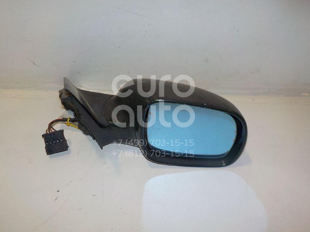 Зеркало правое электрическое для Audi A6 [C5] 1997-2004 - Фото №1