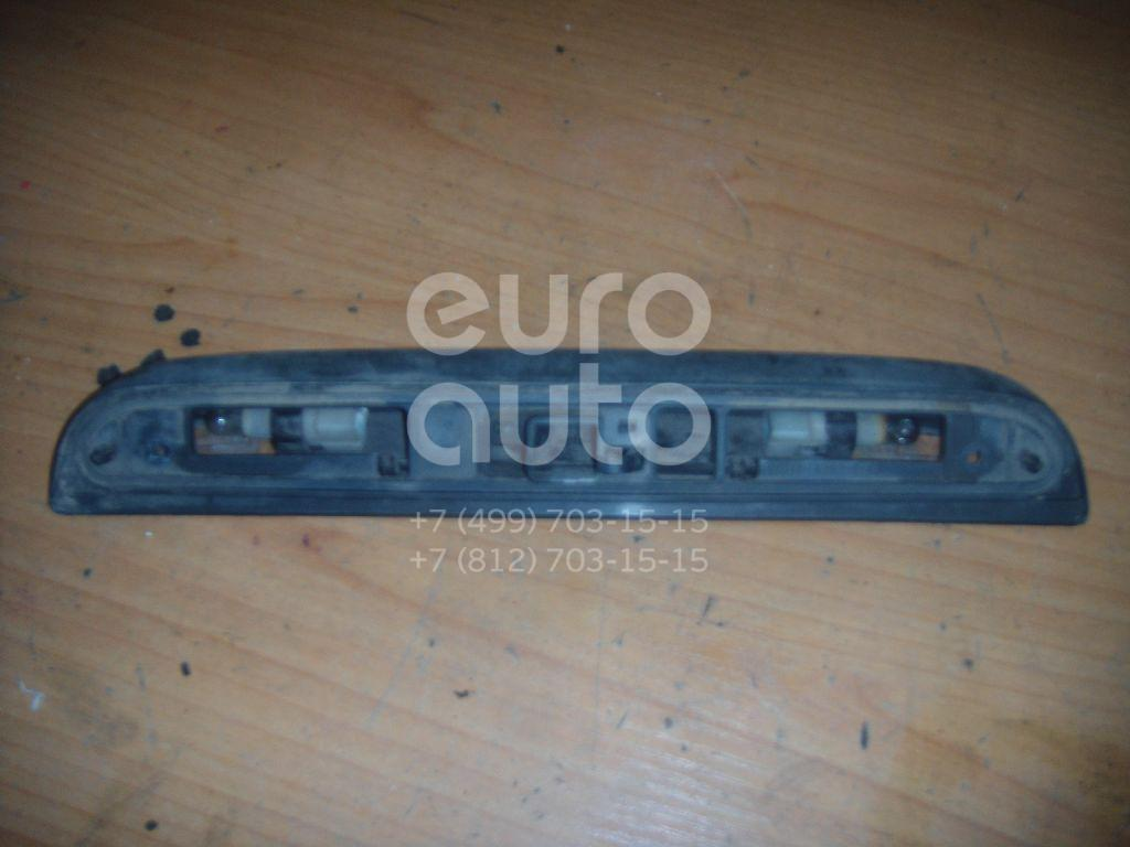 Накладка двери багажника для Renault Kangoo 1997-2003 - Фото №1