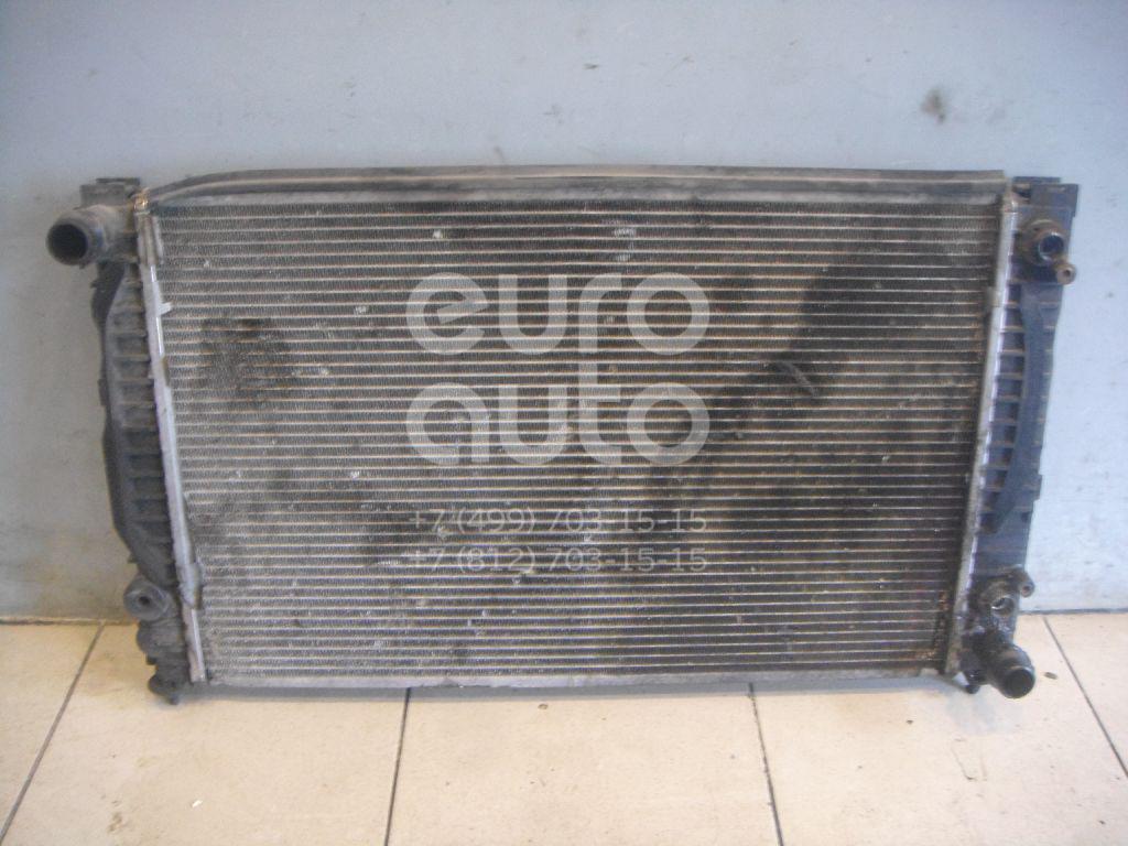 Радиатор основной для Audi A6 [C5] 1997-2004 - Фото №1
