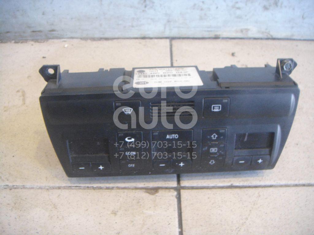 Блок управления климатической установкой для Audi A6 [C5] 1997-2004 - Фото №1