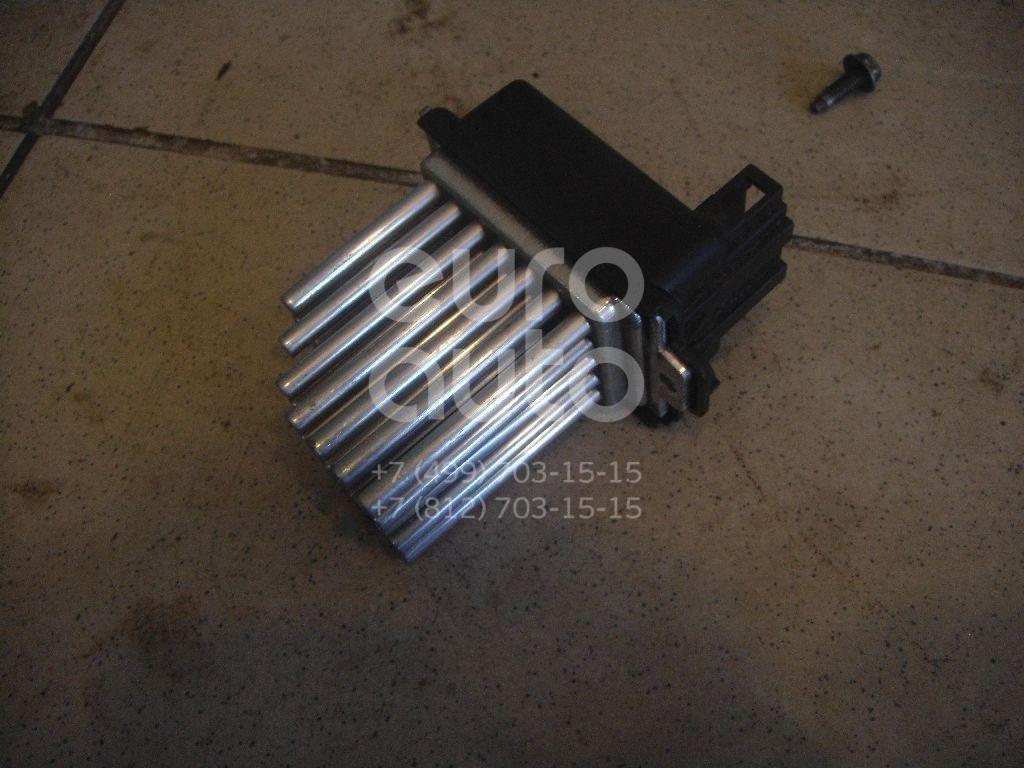Резистор отопителя для Audi A6 [C5] 1997-2004;Allroad quattro 2000-2005 - Фото №1