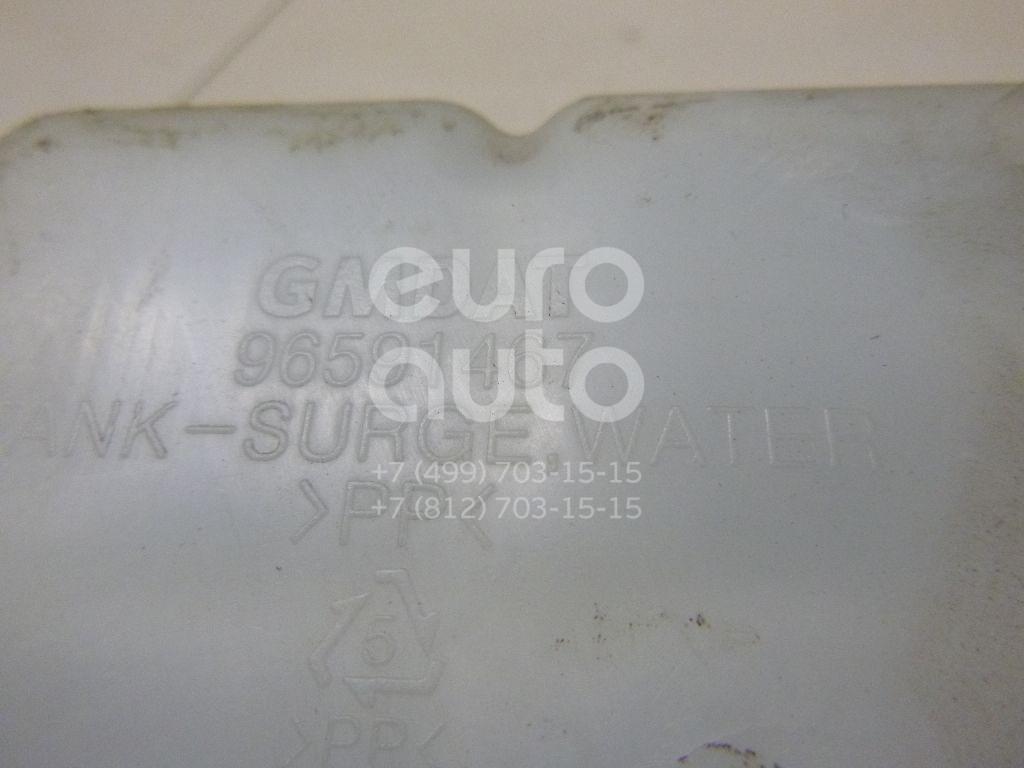 Бачок расширительный для Chevrolet,Daewoo Spark 2005-2010;Matiz (M100/M150) 1998-2015 - Фото №1