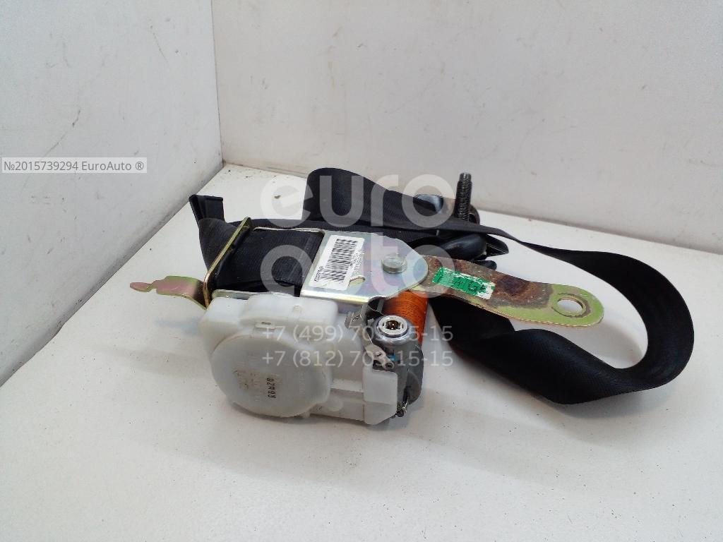 Ремень безопасности с пиропатроном для Chevrolet Spark 2005-2011 - Фото №1