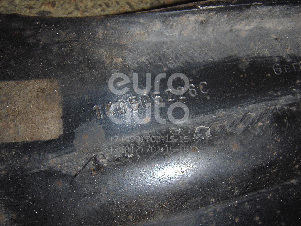 Рычаг задний продольный правый для Skoda,Audi,VW,Seat Octavia (A5 1Z-) 2004-2013;A3 [8PA] Sportback 2004-2013;Golf Plus 2005-2014;Golf V 2003-2009;A3 [8P1] 2003-2013;Jetta 2006-2011;Tiguan 2007-2011;Leon (1P1) 2005-2013;Altea 2004-2015 - Фото №1