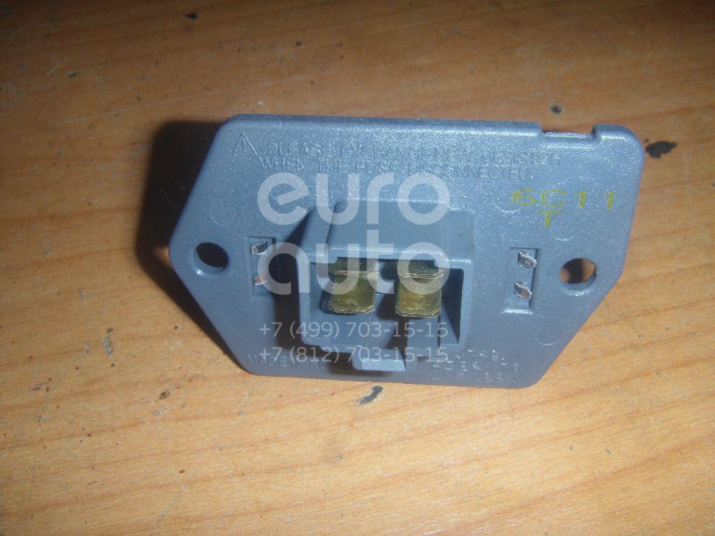 Резистор отопителя для Chevrolet Spark 2005-2011 - Фото №1