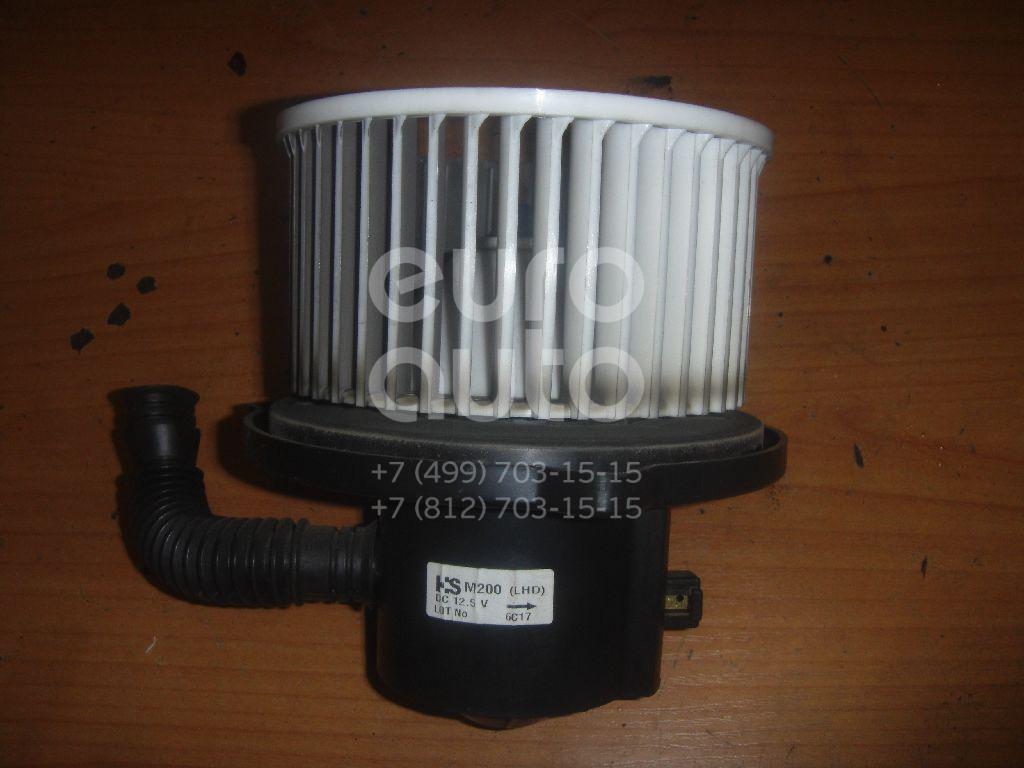 Моторчик отопителя для Chevrolet Spark 2005-2011 - Фото №1