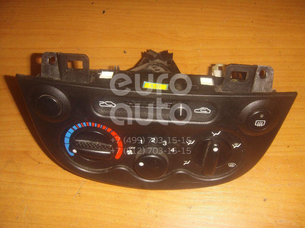Блок управления отопителем для Chevrolet Spark 2005-2010 - Фото №1