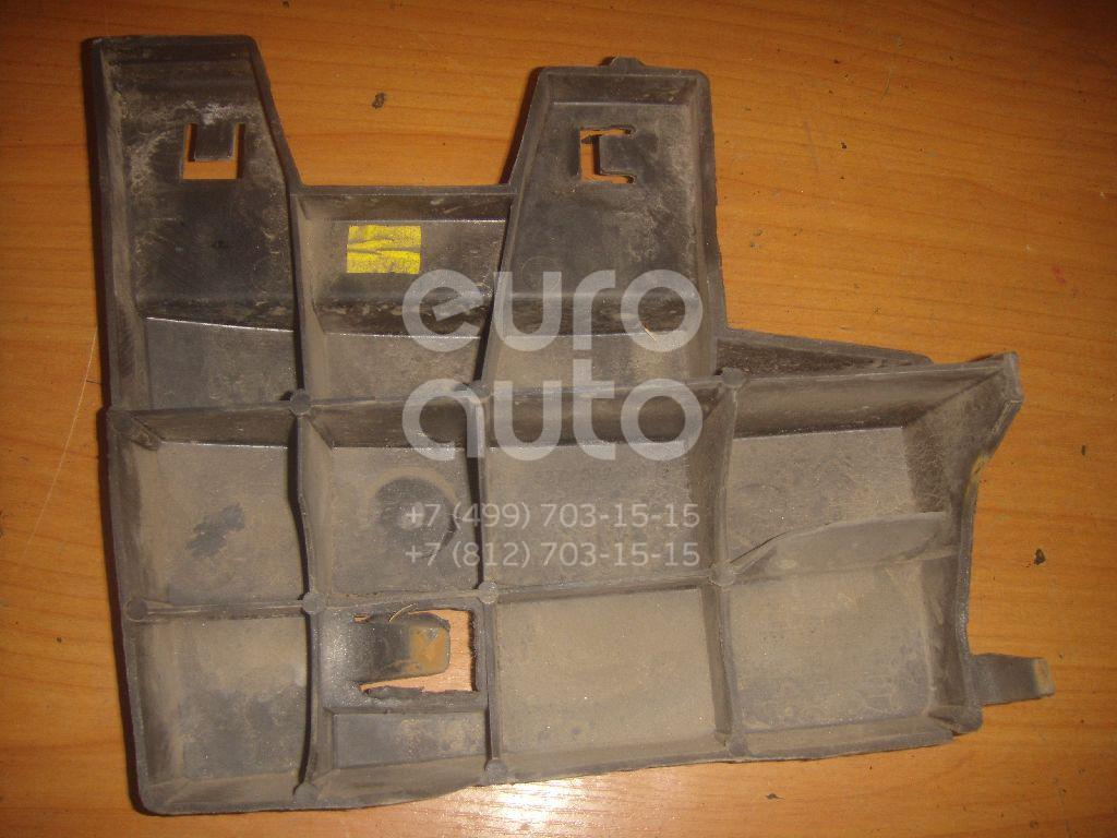 Направляющая заднего бампера правая для Citroen C4 2005-2011 - Фото №1