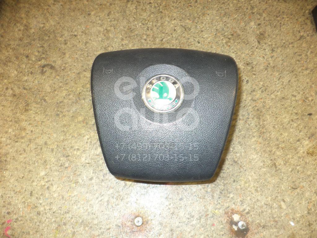 Подушка безопасности в рулевое колесо для Skoda Octavia (A5 1Z-) 2004-2013 - Фото №1