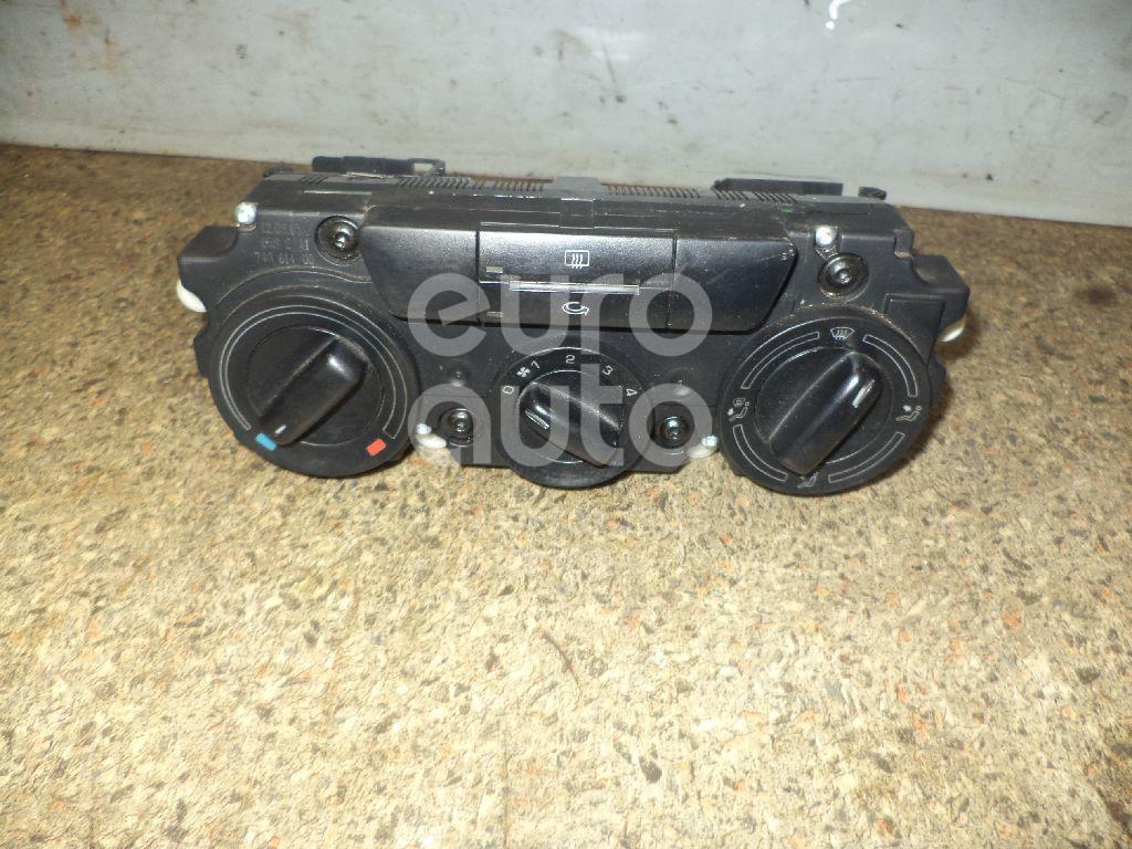 Блок управления отопителем для Skoda Octavia (A5 1Z-) 2004-2013 - Фото №1