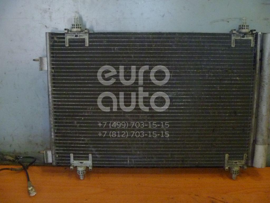 Радиатор кондиционера (конденсер) для Citroen C4 2005-2011 - Фото №1
