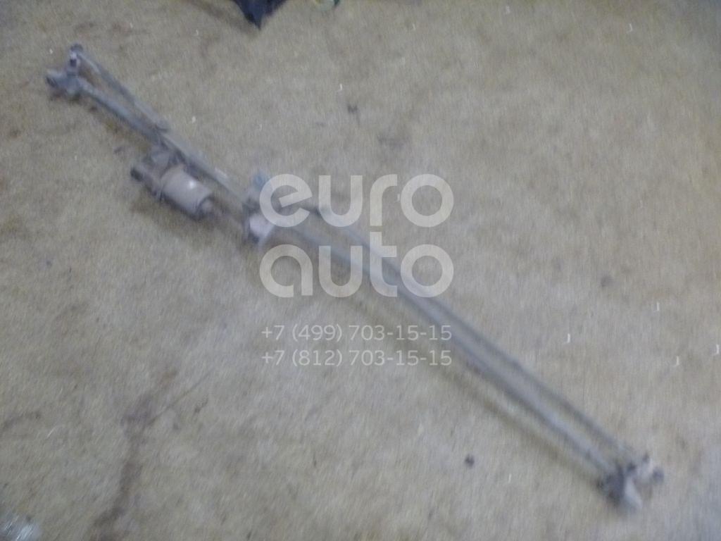 Трапеция стеклоочистителей для Citroen C4 2005-2011 - Фото №1