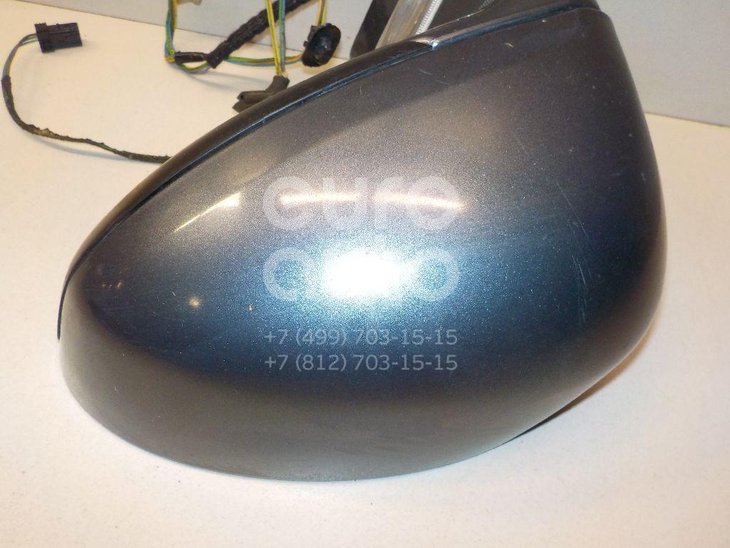 Зеркало левое электрическое для Citroen C4 2005-2011 - Фото №1