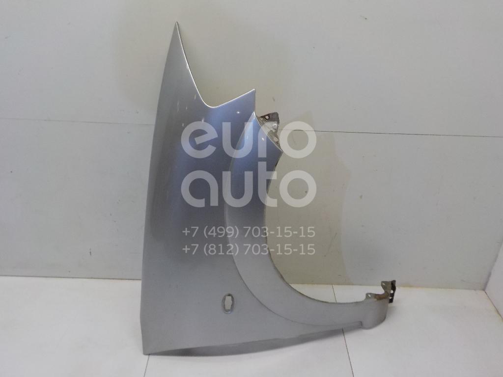 Купить Крыло переднее правое Citroen C3 2002-2009; (7841S3)