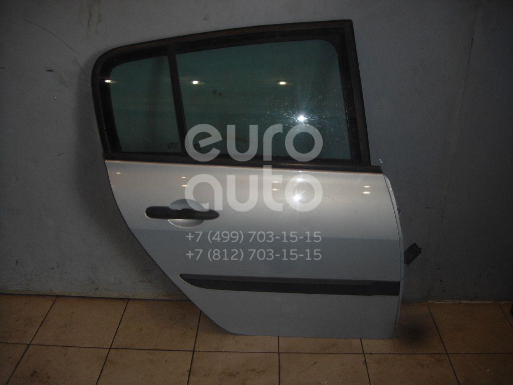 Дверь задняя правая для Renault Megane II 2003-2009 - Фото №1