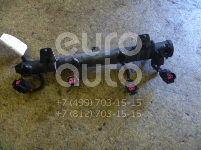 Рейка топливная (рампа) для Citroen C4 2005-2011 - Фото №1
