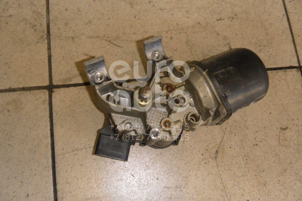 Моторчик стеклоочистителя передний для Renault Megane II 2003-2009 - Фото №1