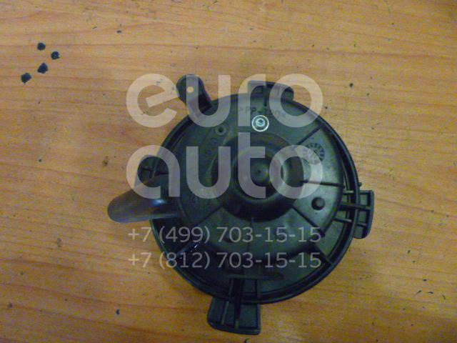 Моторчик отопителя для Citroen C4 2005-2011 - Фото №1