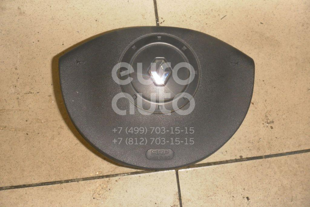 Подушка безопасности в рулевое колесо для Renault Megane II 2002-2009 - Фото №1