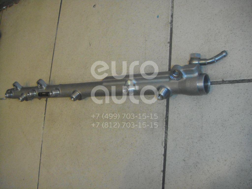 Рейка топливная (рампа) для BMW X5 E70 2007-2013;7-серия E65/E66 2001-2008;X3 E83 2004-2010;3-серия E90/E91 2005-2012;5-серия E60/E61 2003-2009;X6 E71 2008-2014;3-серия E92/E93 2006-2012 - Фото №1
