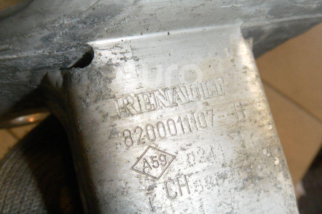 Кронштейн усилителя переднего бампера правый для Renault Megane II 2002-2009;Scenic 2003-2009 - Фото №1
