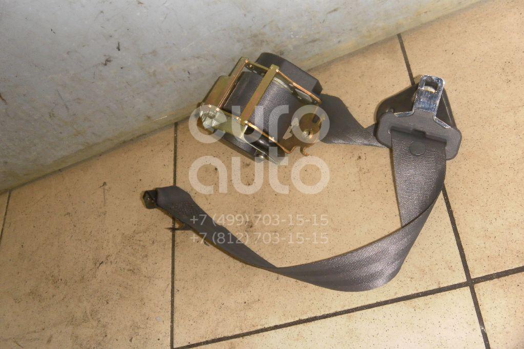 Ремень безопасности с пиропатроном для Renault Megane II 2002-2009 - Фото №1