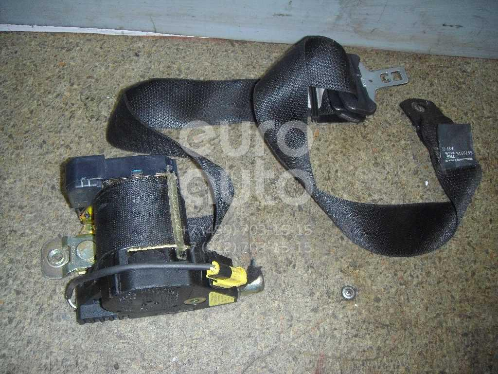 Ремень безопасности с пиропатроном для Mercedes Benz W163 M-Klasse (ML) 1998-2004 - Фото №1