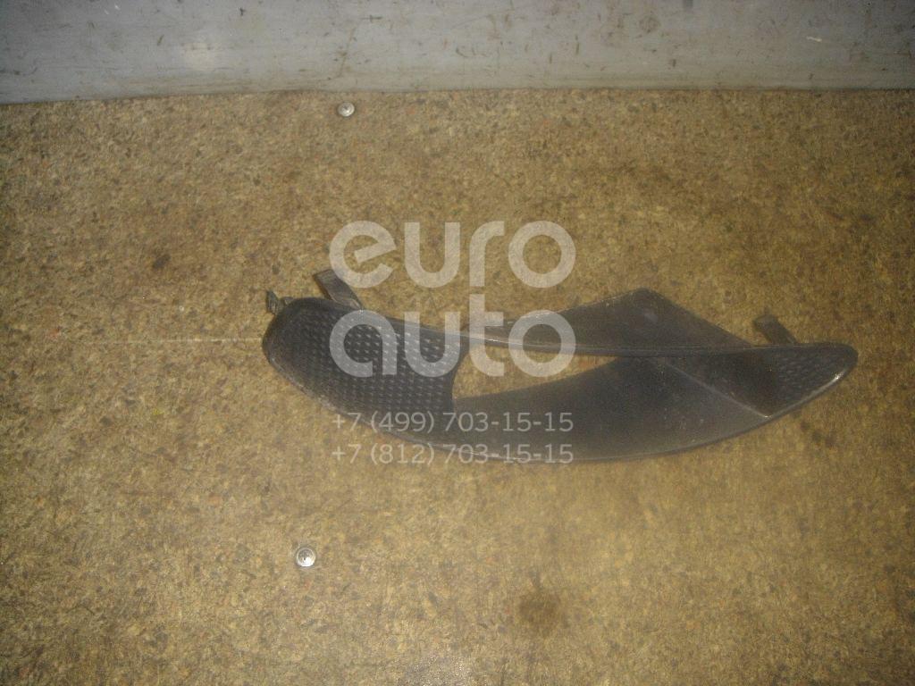 Решетка в бампер левая для Toyota Corolla E12 2001-2006 - Фото №1