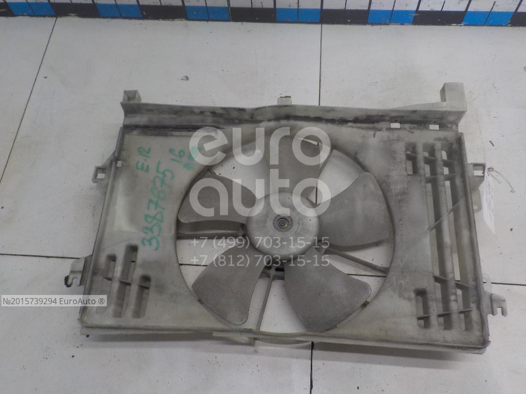Вентилятор радиатора для Toyota Corolla E12 2001-2006 - Фото №1