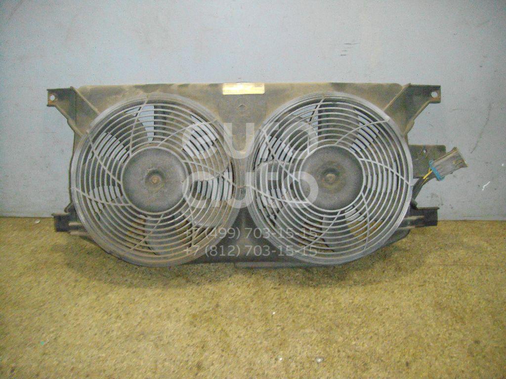 Вентилятор радиатора для Mercedes Benz W163 M-Klasse (ML) 1998-2004 - Фото №1