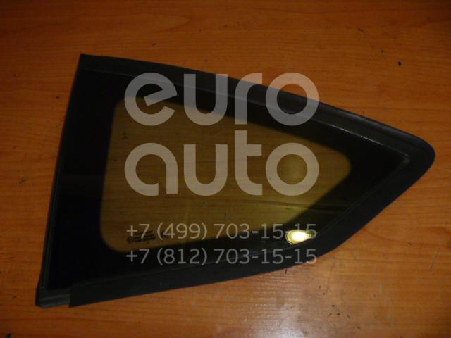 Стекло кузовное глухое левое для Citroen C4 2005-2011 - Фото №1
