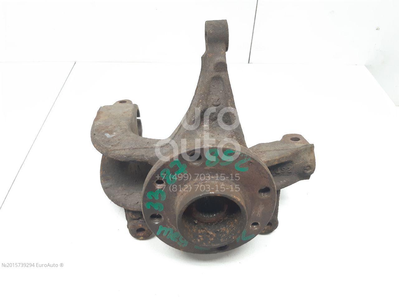 Кулак поворотный передний левый для Renault Megane II 2002-2009 - Фото №1