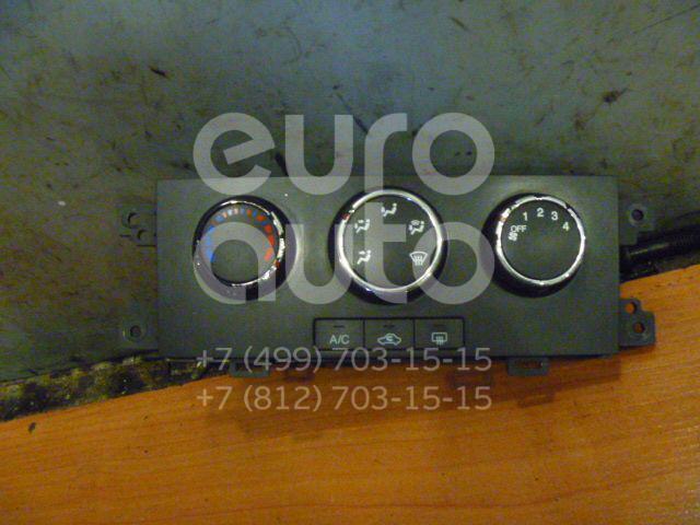 Блок управления отопителем для Chevrolet Captiva (C100) 2006-2010 - Фото №1