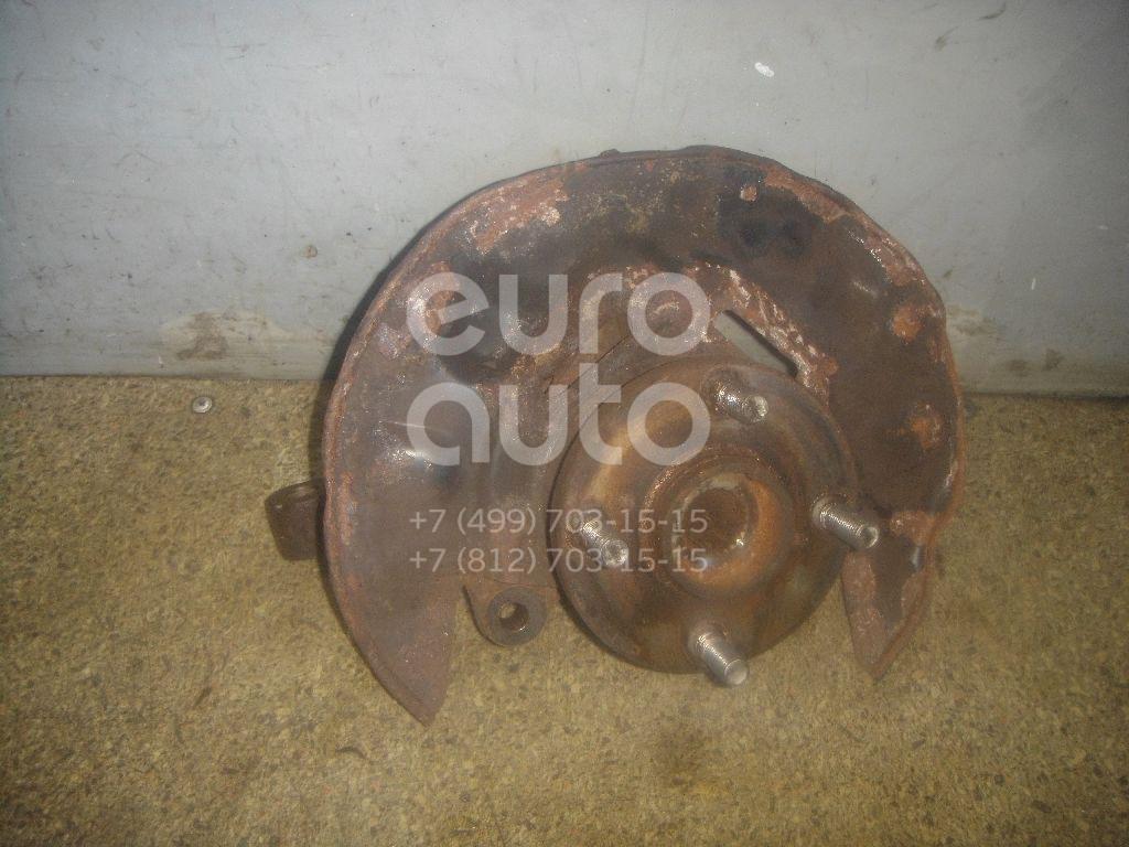 Кулак поворотный передний левый для Toyota Corolla E12 2001-2006;Matrix 2001-2008 - Фото №1