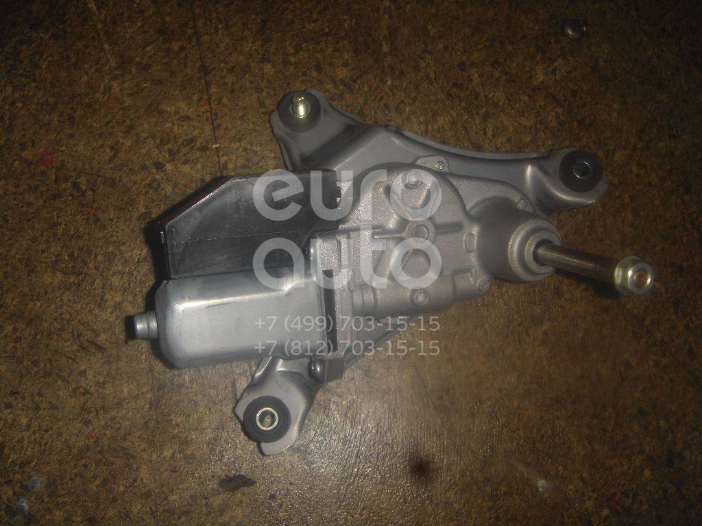 Моторчик стеклоочистителя задний для Toyota Auris (E15) 2006-2012 - Фото №1
