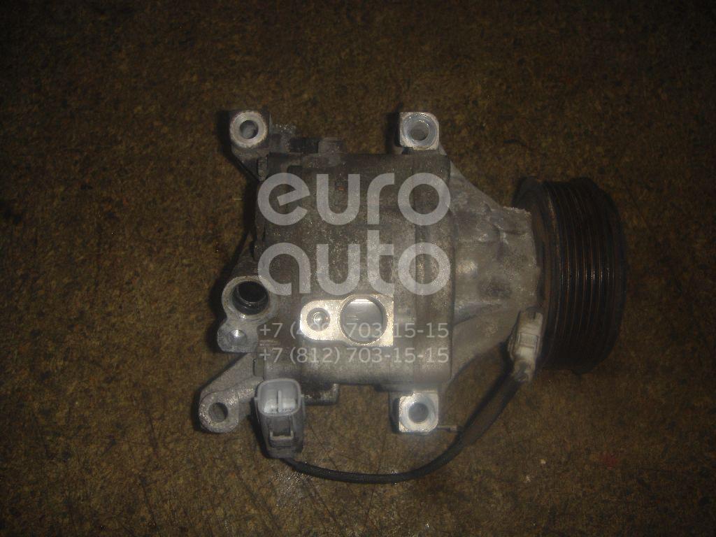 Компрессор системы кондиционирования для Toyota Corolla E12 2001-2006 - Фото №1