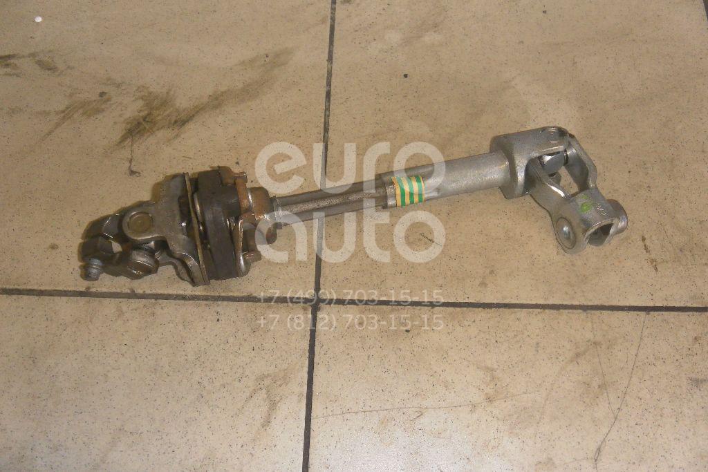 Кардан рулевой для Renault Megane II 2002-2009 - Фото №1