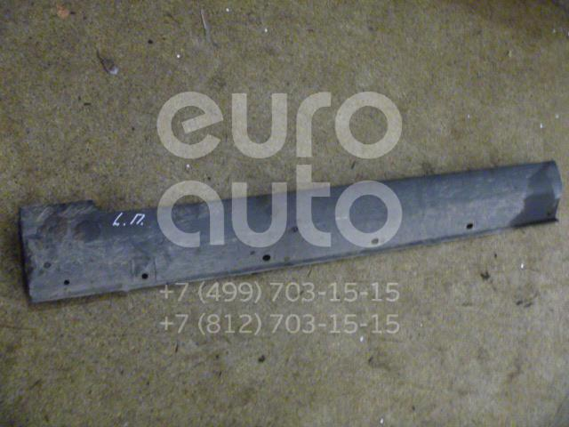 Накладка на порог (наружная) для Chevrolet Captiva (C100) 2006-2010 - Фото №1