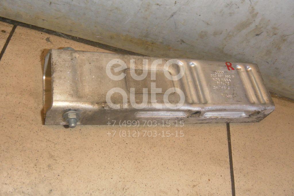 Кронштейн усилителя заднего бампера правый для Audi A4 [B6] 2000-2004;A4 [B7] 2005-2007 - Фото №1
