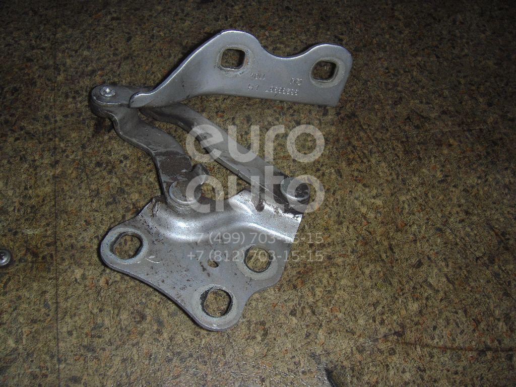 Петля капота левая для Opel Meriva 2003-2010 - Фото №1