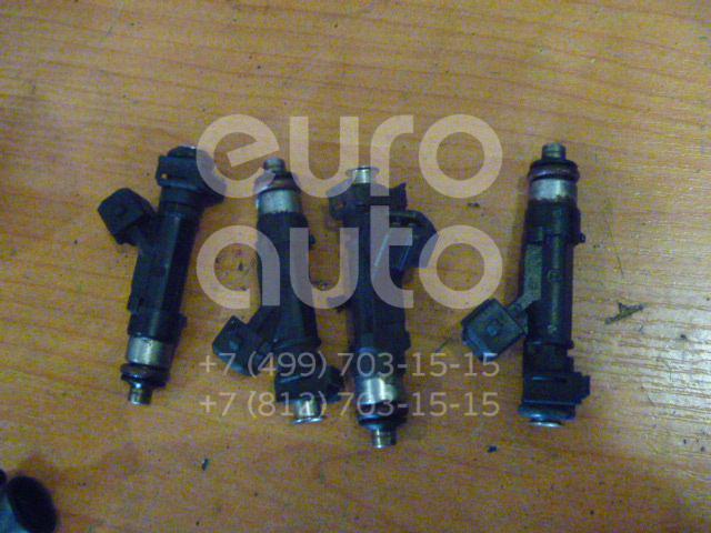 Форсунка инжекторная электрическая для Chevrolet,Opel Captiva (C100) 2006-2010;Antara 2007-2015 - Фото №1