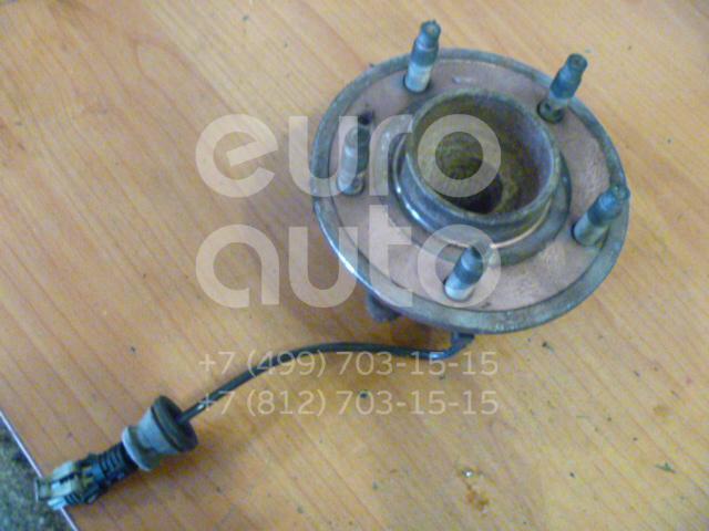 Ступица задняя для Chevrolet Captiva (C100) 2006-2010;Antara 2007> - Фото №1