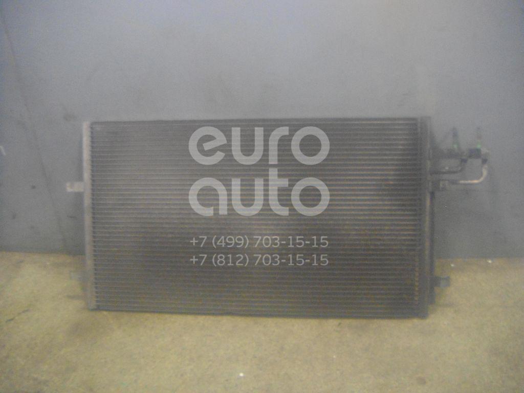 Радиатор кондиционера (конденсер) для Ford Focus II 2005-2008 - Фото №1