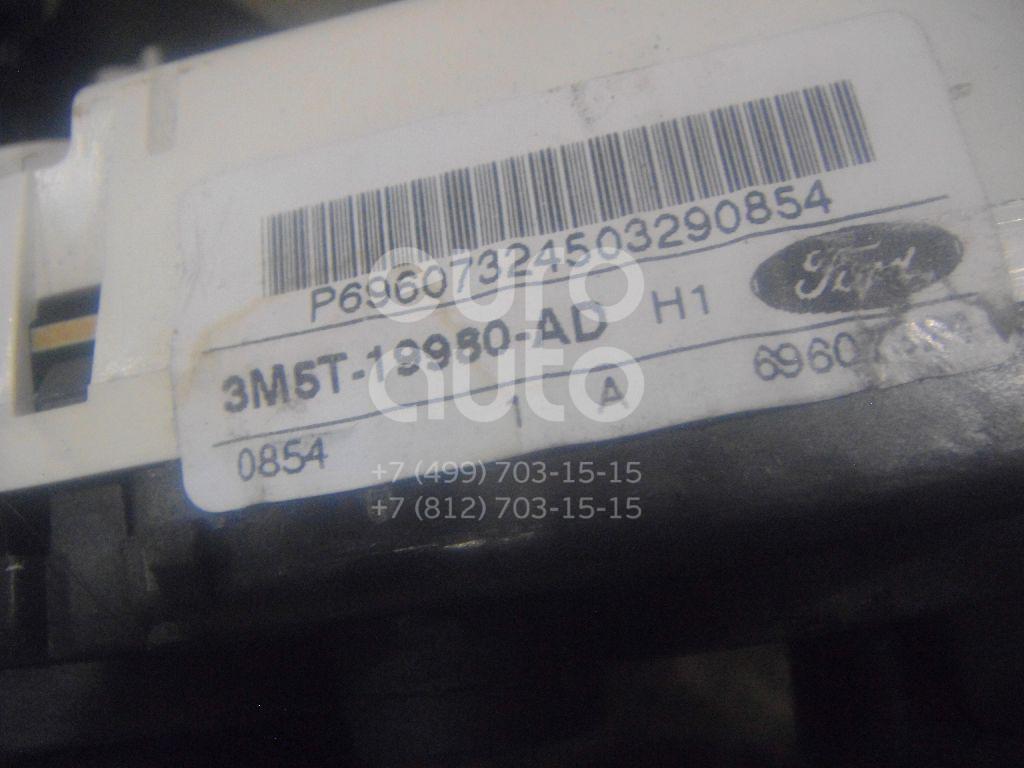 Блок управления отопителем для Ford Focus II 2005-2008;C-MAX 2003-2010;Focus II 2008-2011 - Фото №1